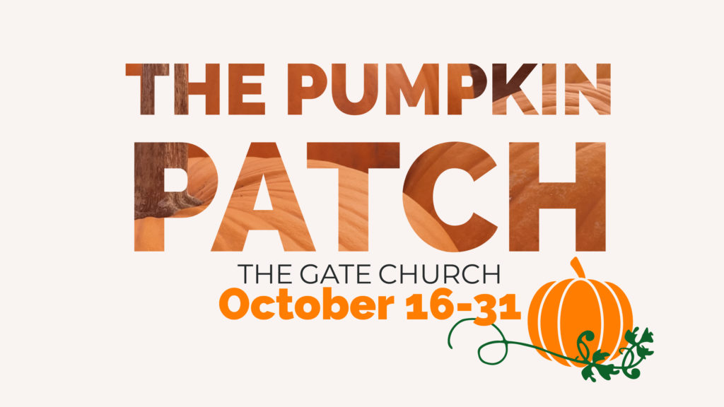 Pumpkin Patch at The Gate