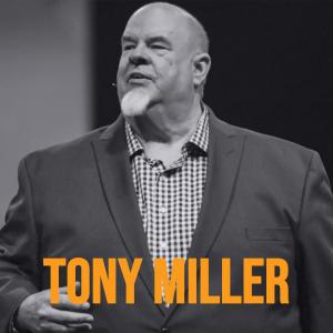 Bishop Tony Miller