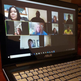Unhindered virtual group
